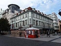 Praha, dům U Čížků.JPG