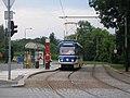 Praha, tramvaj číslo 5500.jpg