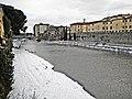 Prato-01.02,2012-Bisenzio al Ponte Mercatale con neve.jpg