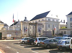 Prefecture building of the Indre-et-Loire department, in Tours