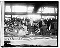 Pres. Wilson at Army & Navy ball game, 1919 LCCN2016827318.jpg