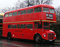 Preserved Routemaster, Prince Albert Road, route 159 anniversary run, 8 December 2007.jpg