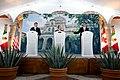 President Barack Obama with President Felipe Calderón and Prime Minister Stephen Harper 08-10-09.jpg