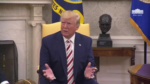 File:President Trump Participates in a Bilateral Meeting with the President of Romania 2019-08-20.webm