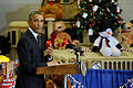President and first lady support Marine Toys for Tots effort 141210-D-DB155-006.jpg