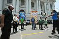 Presidente del Congreso Inauguró Campeonato Interbarrios 2012 (6911550417).jpg