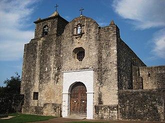 Presidio La Bahía - Image: Presidio la Bahia Chapel