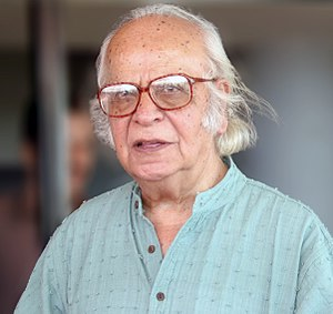 Yash Pal - Prof. Yash Pal at the inauguration of the IUCAA Girawali Observatory in 2006