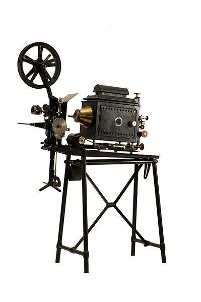 file proiettore cinematografico elettrico per pellicole