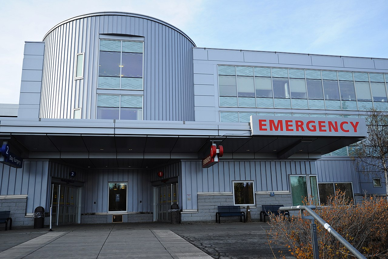 Anchorage Emergency Room