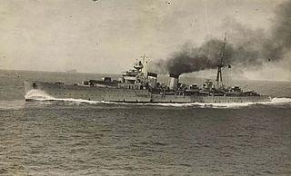 <i>Almirante Cervera</i>-class cruiser class of Spanish light cruisers