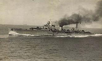 Spanish Republican Navy - Image: Pruebas de mar cervera
