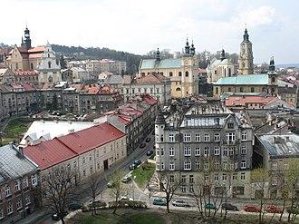 Drohobych Oblast - Image: Przemysl widok