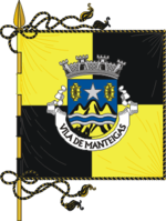 Bandeira de Manteigas