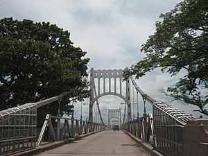 Choluteca, Choluteca - Image: Puente Choluteca Bridge