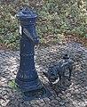 Pug next to Plauer Torturm Brandenburg.jpg