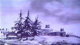 Pulkovo Observatory - Pulkovo Observatory in 1839