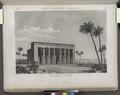 Qâou el-Kebyreh (Qau el-Kebir) (Antaeopolis). Vue perspective du temple (NYPL b14212718-1268137).tiff