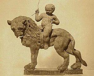 تاريخ اليمن  300px-Qataban_lion_bronze