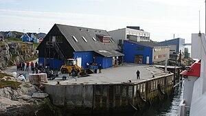 Qeqertarsuatsiaat - Qeqertarsuatsiaat port