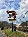 Qualla Motel and Mac's Indian Village Sign, Cherokee, NC (32767273708).jpg