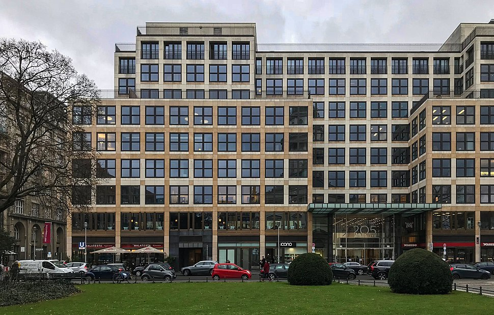 Quartier 205 Berlin-Mitte