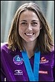 Queensland Netball Firebirds parade day-10 (19013070879).jpg