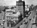 Queensland State Archives 2 Brisbane central business district looking south from the corner of Queen and Eagle Streets Brisbane October 1926.png