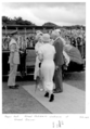 Queensland State Archives 7941 School childrens welcome for Her Majesty Queen Elizabeth The Queen Mother Brisbane Cricket Ground February 1958.png