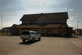 Quesnel, British Columbia - Quesnel Airport