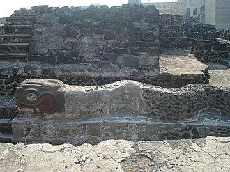 Mexico City - Templo Mayor ruins