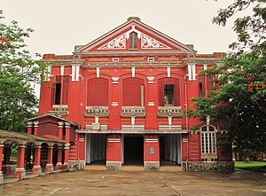 Quốc Học – Huế High School for the Gifted - Quoc Hoc main building .