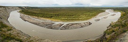 Río Copper, Glennallen, Alaska, Estados Unidos, 2017-08-22, DD 109-112 PAN.jpg