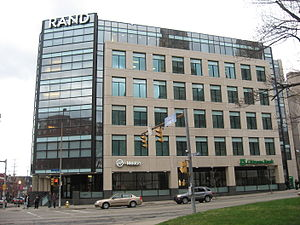 RAND Corporation - RAND Corporation, Pittsburgh, Pennsylvania
