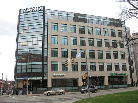 RAND Corporation, Pittsburgh, Pennsylvania RANDPittsburgh.jpg