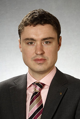 Alliance of Liberals and Democrats for Europe Party - Taavi Rõivas.