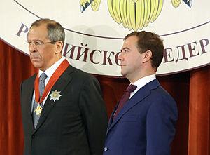 Лавров, Сергей Викторович — Википедия