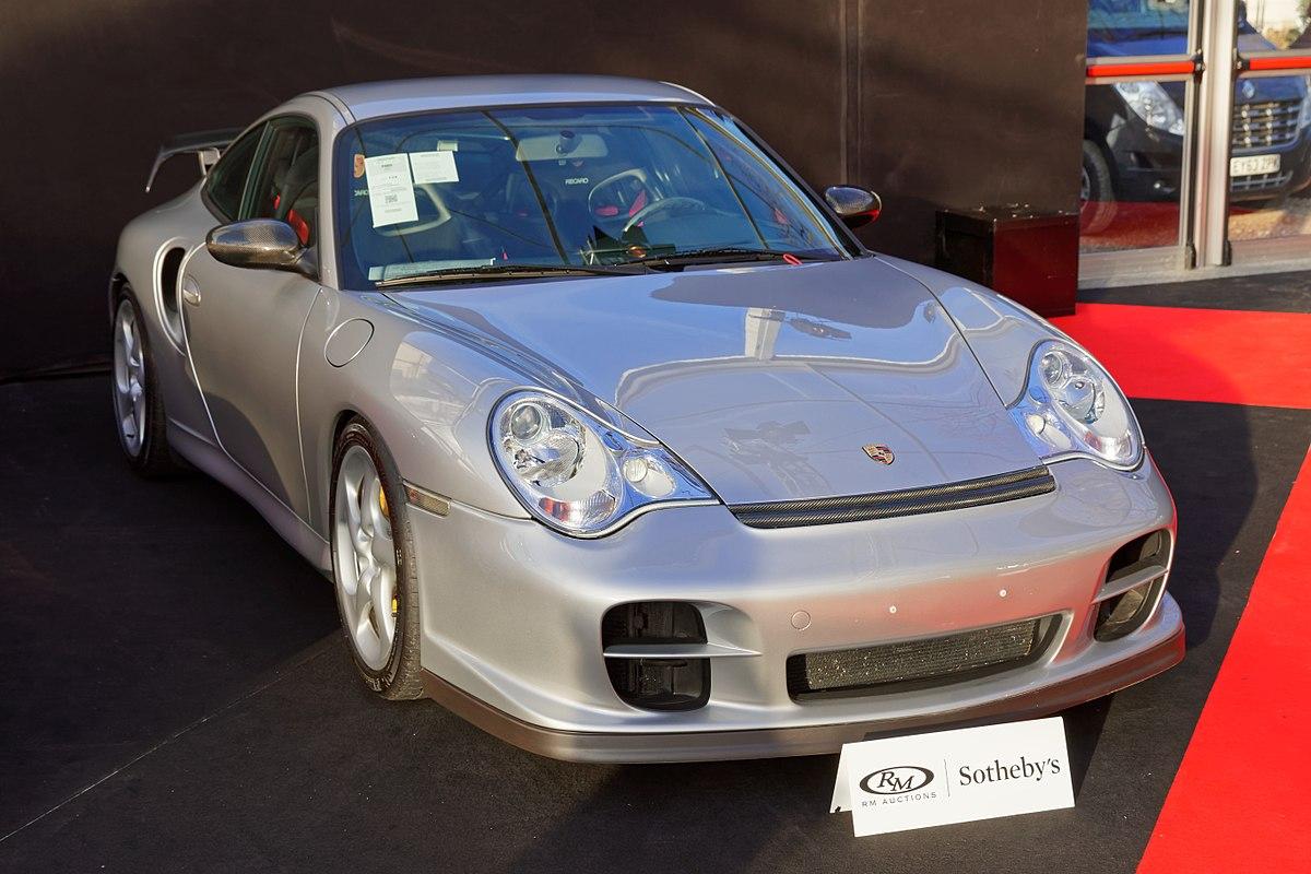 Porsche 996 - Wikipedia