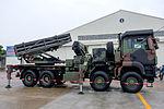 ROCA Thunderbolt 2000 Multiple Launch Rocket System Display at Hsinchu Air Force Base 20151121b.jpg