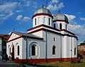 RO GR Comana monastery church 1.jpg