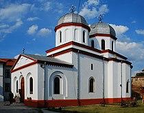 RO GR Comana monastery church 1.jpg