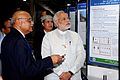 R K Sinha with PM at BARC 1.jpg