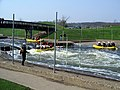 Rafting, National Watersports Centre, 2 - geograph.org.uk - 385076.jpg