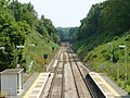 Railway Track at Hever, Kent - geograph.org.uk - 1383230.jpg