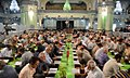 Ramadan 1439 AH, Qur'an reading at Shah Abdul Azim Mosque - 30 May 2018 20.jpg