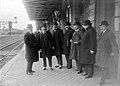 Rambouillet, 14-8-22 (i.e. 14 septembre 1922,) départ des ministres après le conseil - (photographie de presse) - (Agence Rol).jpg