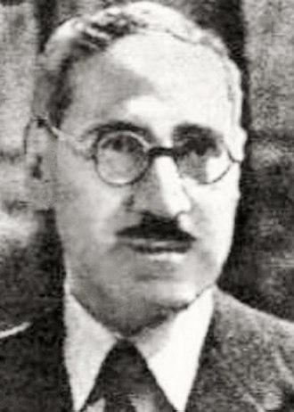 Rashid Ali al-Gaylani - Image: Rashid Ali Al Gaylani