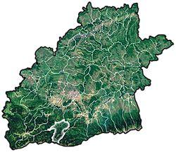 Vị trí của Râu Sadului