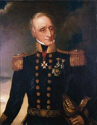 Thomas Baker (Royal Navy officer) - Rear-Admiral Thomas Baker (1771-1845)