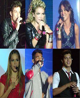 Rebeldes Brazilian musical group